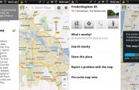 Set offline area map in Google Maps Android