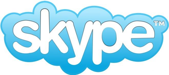 Skype messaging service