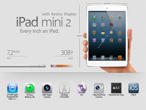 Apple Ipad Mini With Retina Display Goes On Sale Online