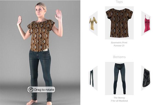 eBay startup virtual model