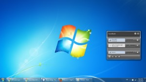 Using Tune Blade on Windows 7