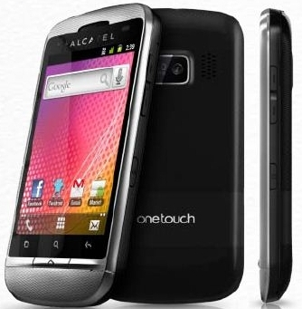 Alcatel One Touch 918 with Android Gingerbread and dual-sim Alcatel 318D announced