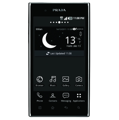 LG Prada 3.0 officially launches tomorrow