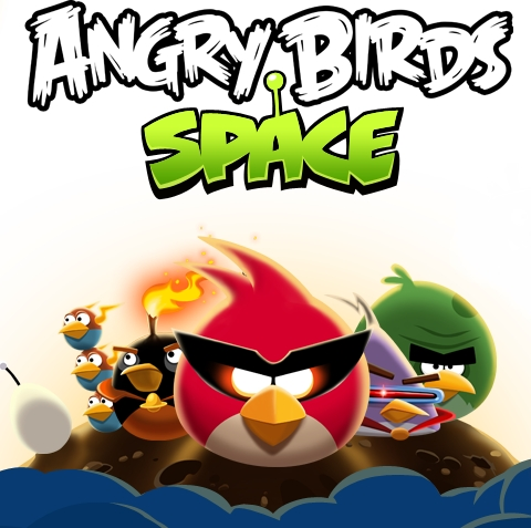 Rovio will bring Angry Birds Space to WP7 devices