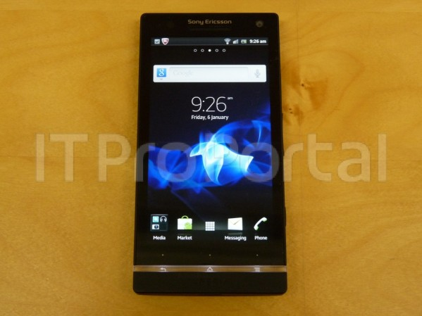 Sony Ericsson is preparing two high-end smartphones for CES and MWC