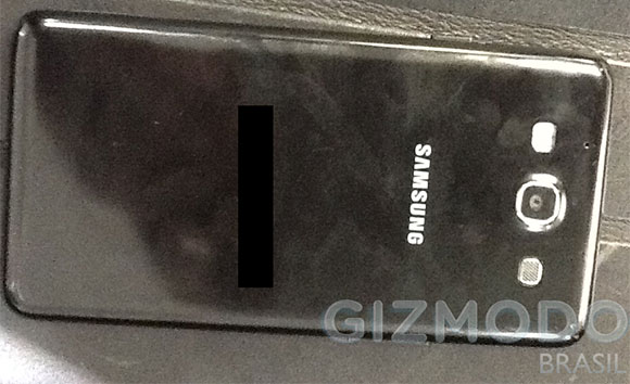 Spy shots of the Samsung Galaxy S III emerge - hides under a different skin