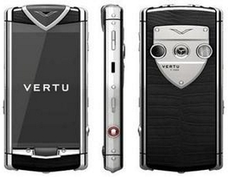 Vertu Constellation or the ultimate touchscreen extravaganza