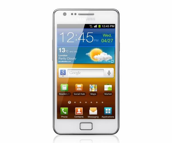 Vodafone UK users of Samsung Galaxy S II will get their ICS update tomorrow