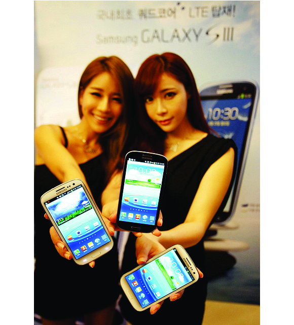 Samsung plans to sell 10 million Galaxy S III units by the end of July