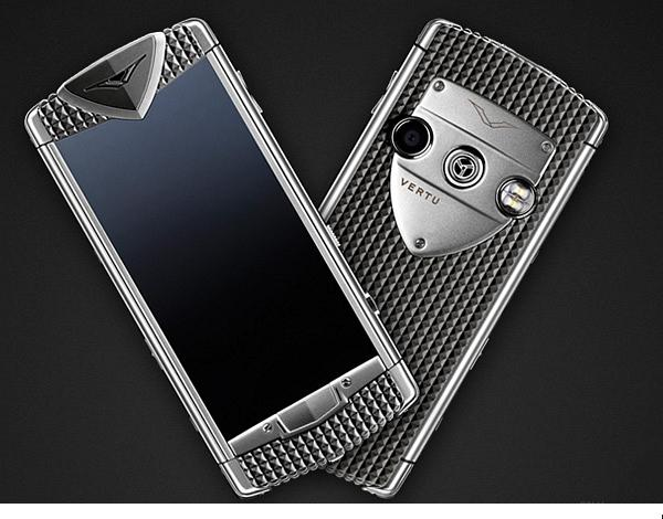 Vertu and Smile Train come up with the Constellation Smile handset