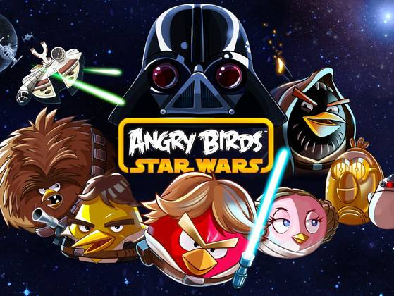 Angry Birds Star Wars coming November 8 to our universe