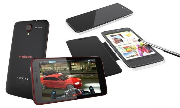 Check out Alcatel's new One Touch lineup of smartphones