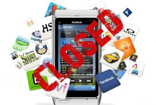 Nokia will no longer support MeeGo and Symbian as of January 1