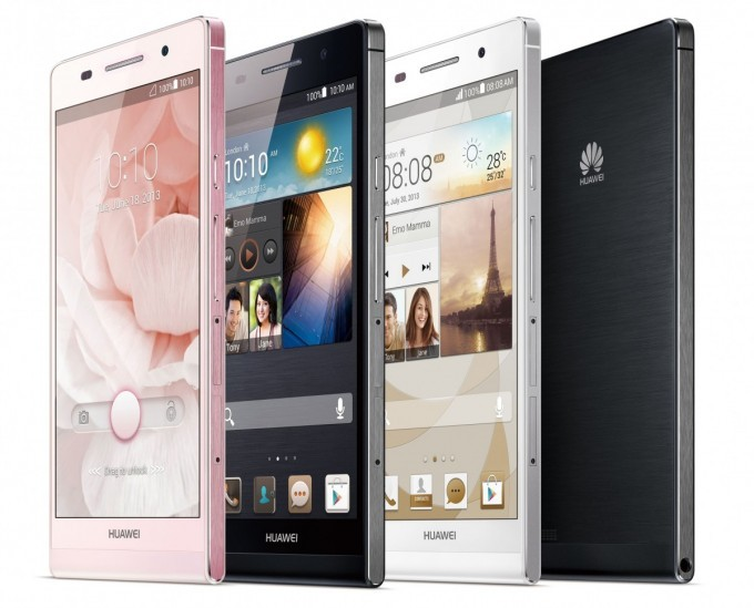 Huawei Ascend P6S in the making with a octa-core chipset