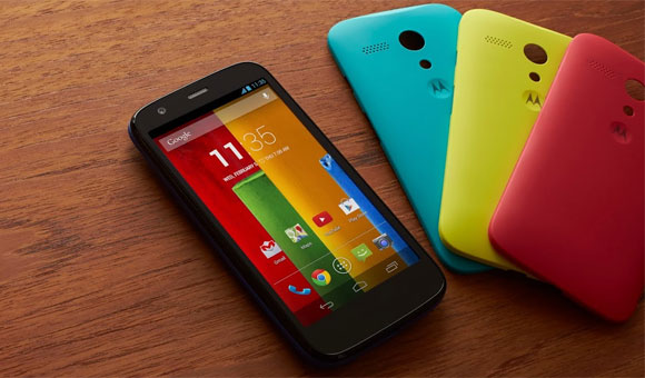 Motorola Moto G is now official - check it out