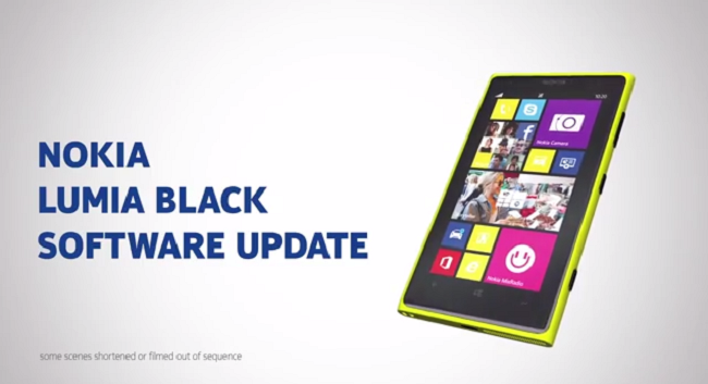 Nokia Black update now reaches the Lumia 520