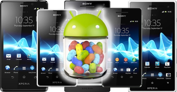Sony Xperia Sp, T, TX and V will finally receive Android 4.3 Jelly Bean