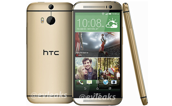 HTC M8 will be called The All New HTC One - official picture inside