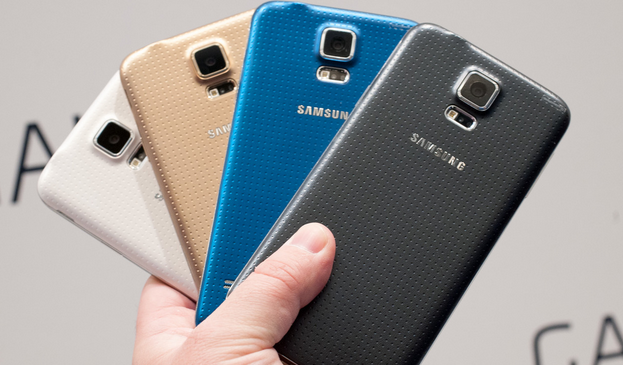Samsung Galaxy S5 costs €500 in India
