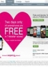 T-Mobile offers the Galaxy S III, HTC 8X, Optimus L9 and others for free on contract