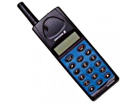ericsson phone: