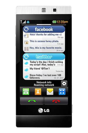 LG GD880 Mini - Technically the Best Mobile Phone