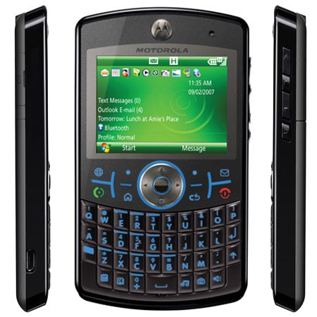 motorola q 9h phone photo gallery official photos rh extragsm com Motorola 2-Way Radio Manual Motorola RAZR V3 Manual
