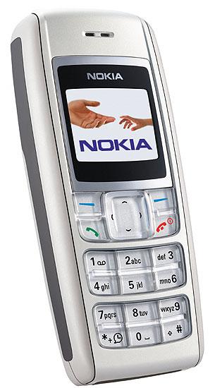 Nokia 1600 Phone Photo Gallery, Official Photos