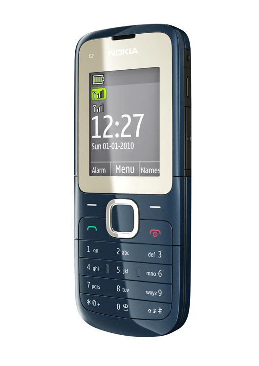 Nokia C2 00 01