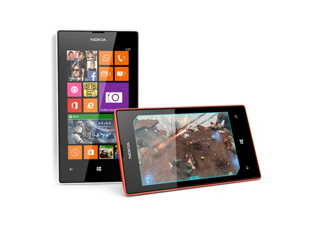 Nokia Lumia 525 phone photo gallery, official photos