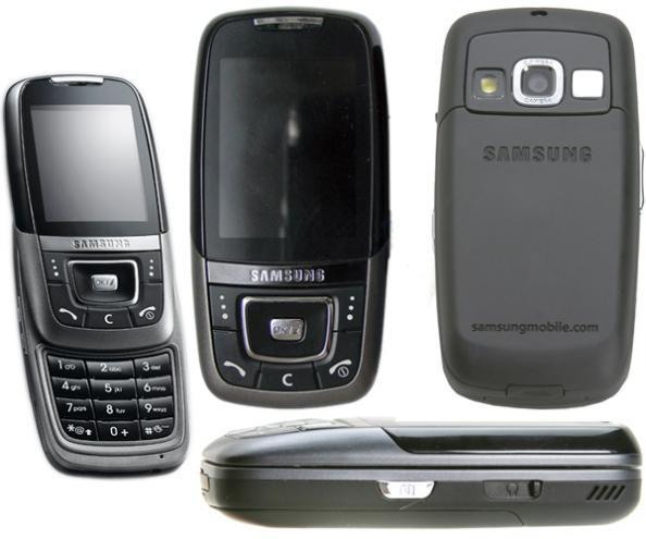 SAMSUNG: Samsung D600