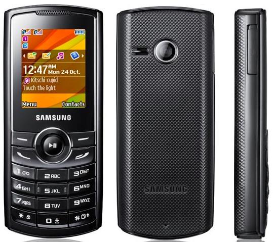 Harga Samsung E2232 Duos, hp Samsung Dua kartu murah, kelebihan