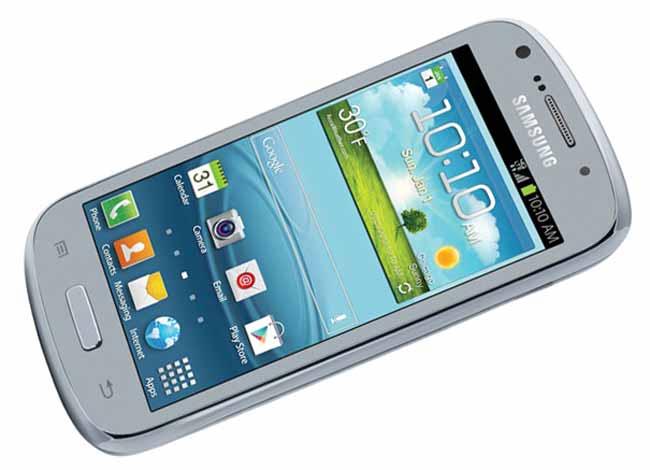 Samsung Galaxy Axiom R830 phone photo gallery, official photos