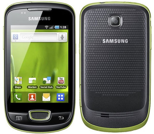 samsung galaxy s 5570 mini