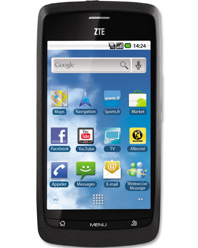 Home » ZTE phones » ZTE Blade » ZTE Blade gallery