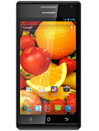 Huawei Ascend P1 XL U9200E More Pictures