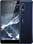 Nokia 5.1 More Pictures